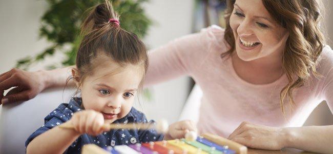 EN CLAVE DE SOL: El desarrollo de la Inteligencia Musical en niños