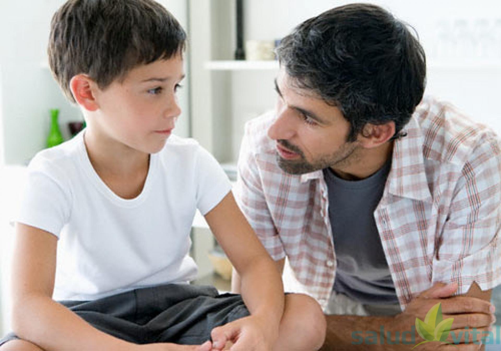 Padres e hijos (II): Comunicación con nuestros hijos.